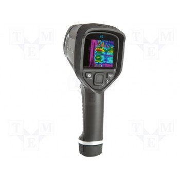 FLIR E4 - Тепловізор для енергоаудиту
