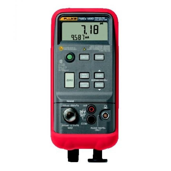 Fluke 718Ex - Взрывобезопасные калибраторы датчиков давления