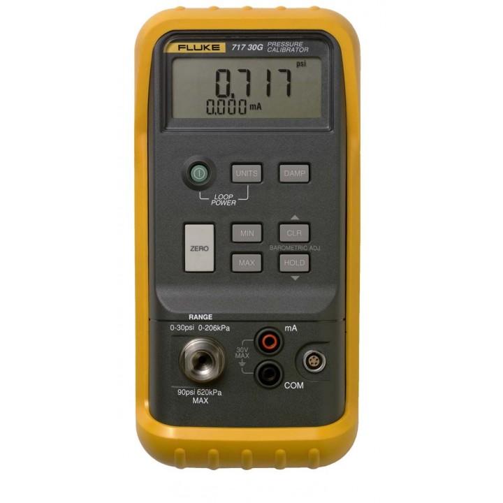 Fluke 717 - калибратор датчиков давления