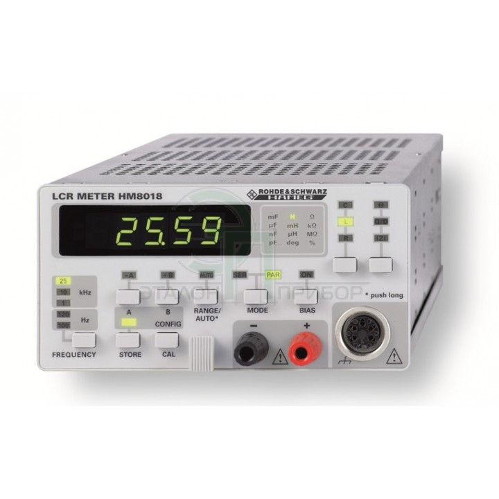 Модуль вимірювача LRC