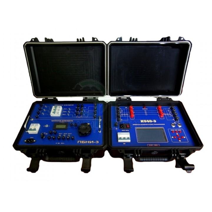 ПБНИ-3 - Блок низьковольтних вимірювань