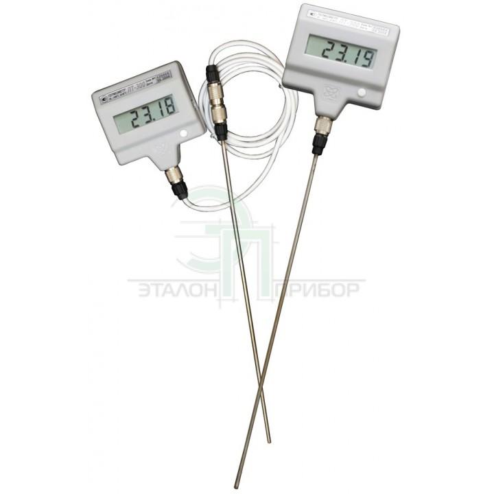 ЛТ-300-К-Н (250мм) - Термометр електронний лабораторний