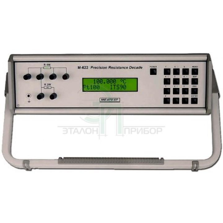 M622-V1000 - Декада опору прецизійна 30 ppm