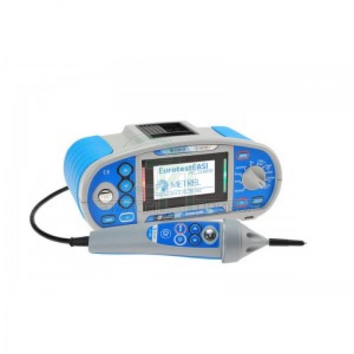 MI 3100 SE - Багатофункціональний вимірювач параметрів електроустановок