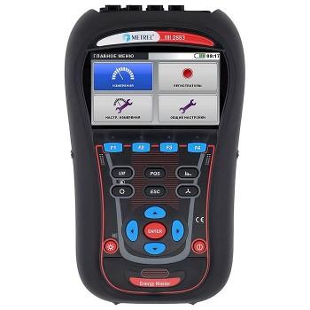 MI 2883 EU - Аналізатор якості електроенергії