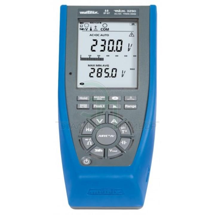 MTX 3290 Мультиметр цифровой графический
