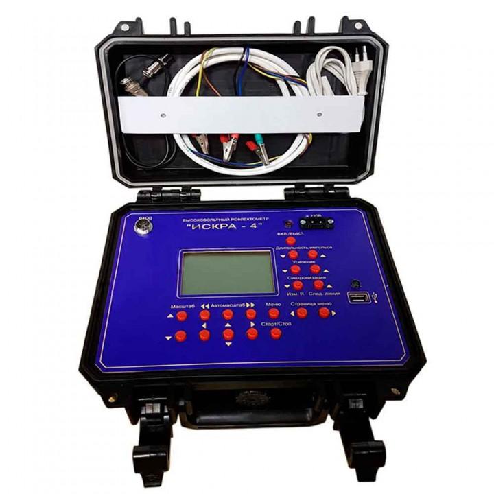 Искра-4 - Рефлектометр высоковольтный осциллографический