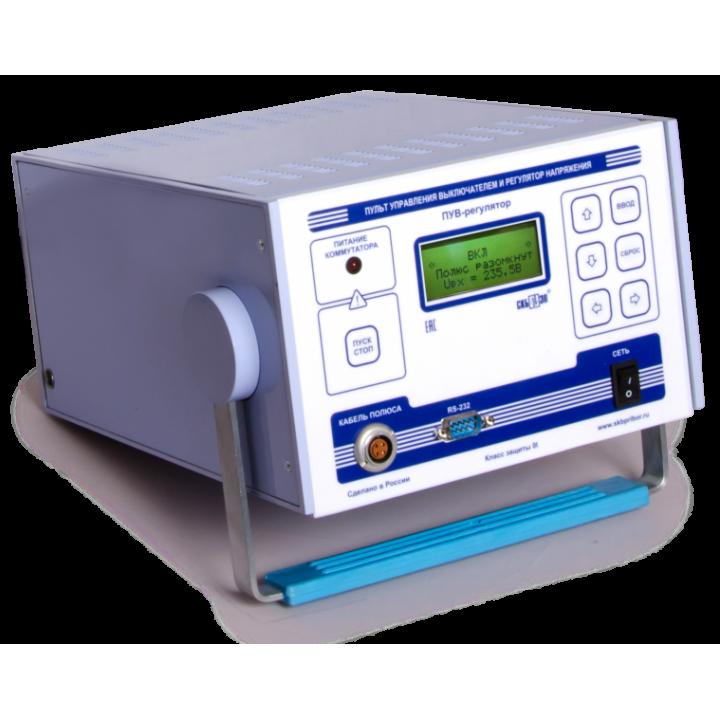 ПУВ-регулятор(ПКВ-35) - Прибор для управления приводом высоковольтного выключателя при пониженном напряжении