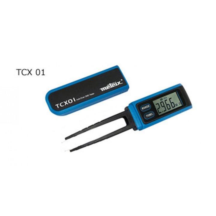 TCX 01 - тестер SMD компонентов