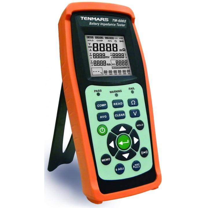 TM-6002 - Тестер опору батарей